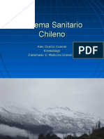 Sistema Sanitario Chileno