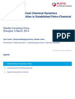 Deloitte - China Chemicals