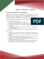 Convocatorias 2016-2 UdeM