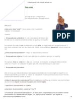 El Blog Para Aprender Inglés_ One, Ones, The One, The Ones