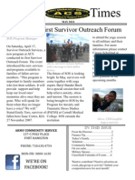 May Newsletter 2