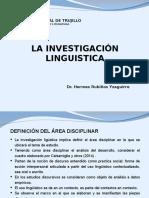 LA INVESTIGACIÓN LINGUISTICA I.ppt
