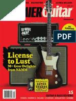 Premier Guitar April 2016