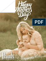 Mother's Day Catalogue 2016