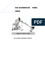A Libro Competo Metodos Numericos Para Ingenieria