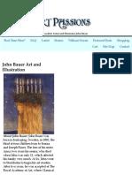 John Bauer Art
