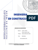 Máquinas de construcción