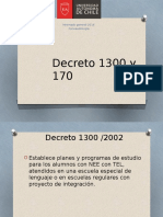 Decreto 1300/170