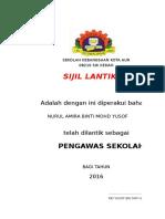 Copy of Format Sijil 2016