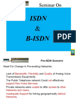 Isdn & Bisdn Important