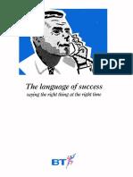 Language Success