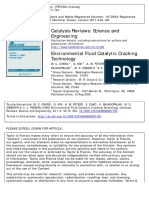 Enviromental Fluid Catalytic cracking Technology.pdf