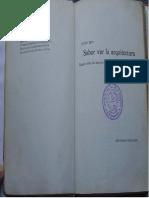 Zevi Bruno-Saber Ver La Arquitectura