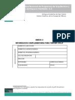 6 Anexo 2 Informacion Complementaria 3er Ciclo 2015