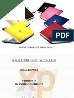 ITM Final Report (Presentation)