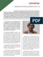 Entre Vista Coll Psicologia España