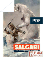 Los Naufragos Del Spitzberg - Emilio Salgari