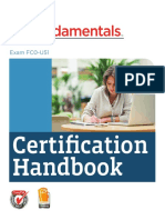 CompTIA IT Fundamentals
