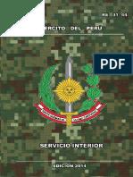 1 RE 31-44 Servicio Interior