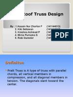 Roof Truss Design Procedure Truss Roof