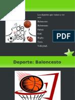 Los Deportes boti10