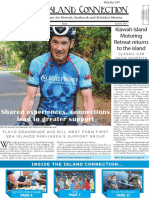 The Island Connection - April 8, 2016