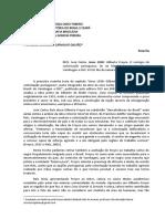 Resenha Gilberto de Mello Freyre