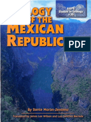 Geology Of The Mexican Republic Sedimentary Rock Rocks