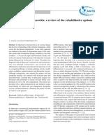 2014 de Quervain_s Tenosynovitis, A Review of the Rehabilitative Options