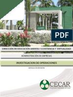 Investigacion de Operaciones-Investigacion de Operaciones
