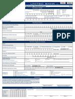 UBL form