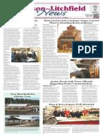Hudson~Litchfield News 4-15-2016