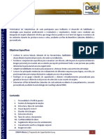 Carta Descriptiva Coach Laboral