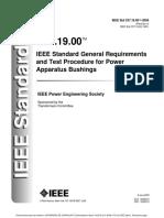 c57.19.00 IEEE Standard General Requirements and Test Procedures for Outdoor