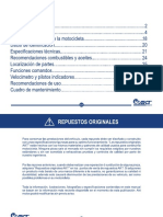 Manual Evo r3