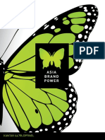 Asia Brand Power Report