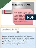 Peneliatian Tindakan Kelas (PTK)