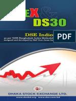DSEX & DS30 ( Dhaka Stock Exchange)
