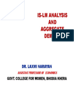 Is Lm analysis