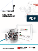 Ev3 Programming Lesson Plan ENUS