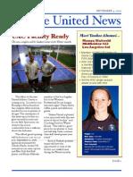 Yankee United F.C. September 2009 Issue
