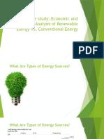 Renenwable Energy
