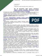 ORD 1802_2014 Pentru Aprobarea Reglementarilor Contabile Privind Situatiile Financiare Anuale Individuale Si Situatiile Financiare Anuale Consolidate