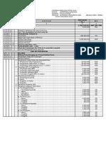 Contoh APBDes Format Excel