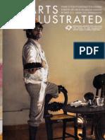Arts Illustrated Magazine Performance Art Special