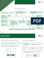 Nl-nl Excel2013quickstartguide