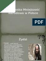 Żydowska Mniejszość Narodowa w Polsce