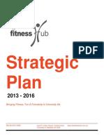 Strategic Plan April 2013