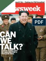 Newsweek - April 15, 2016 EU