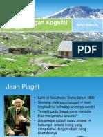 Perkembangan Kognitif - Jean Piaget